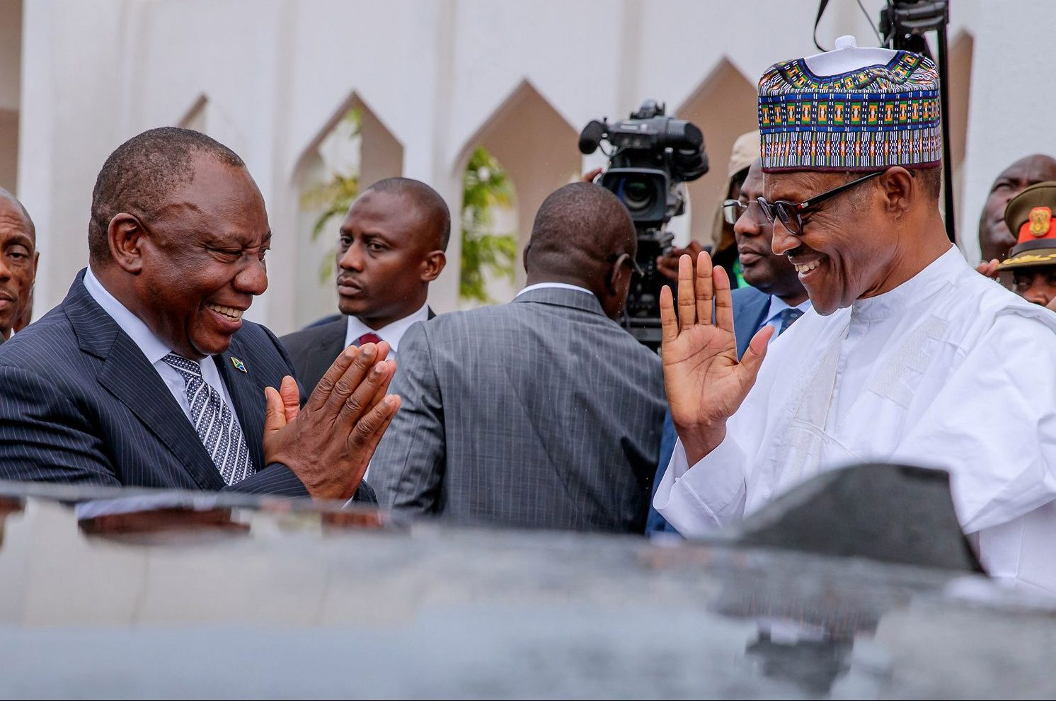 Nigerias Buhari Delay To Africa Free Trade Agreement Was Necessary