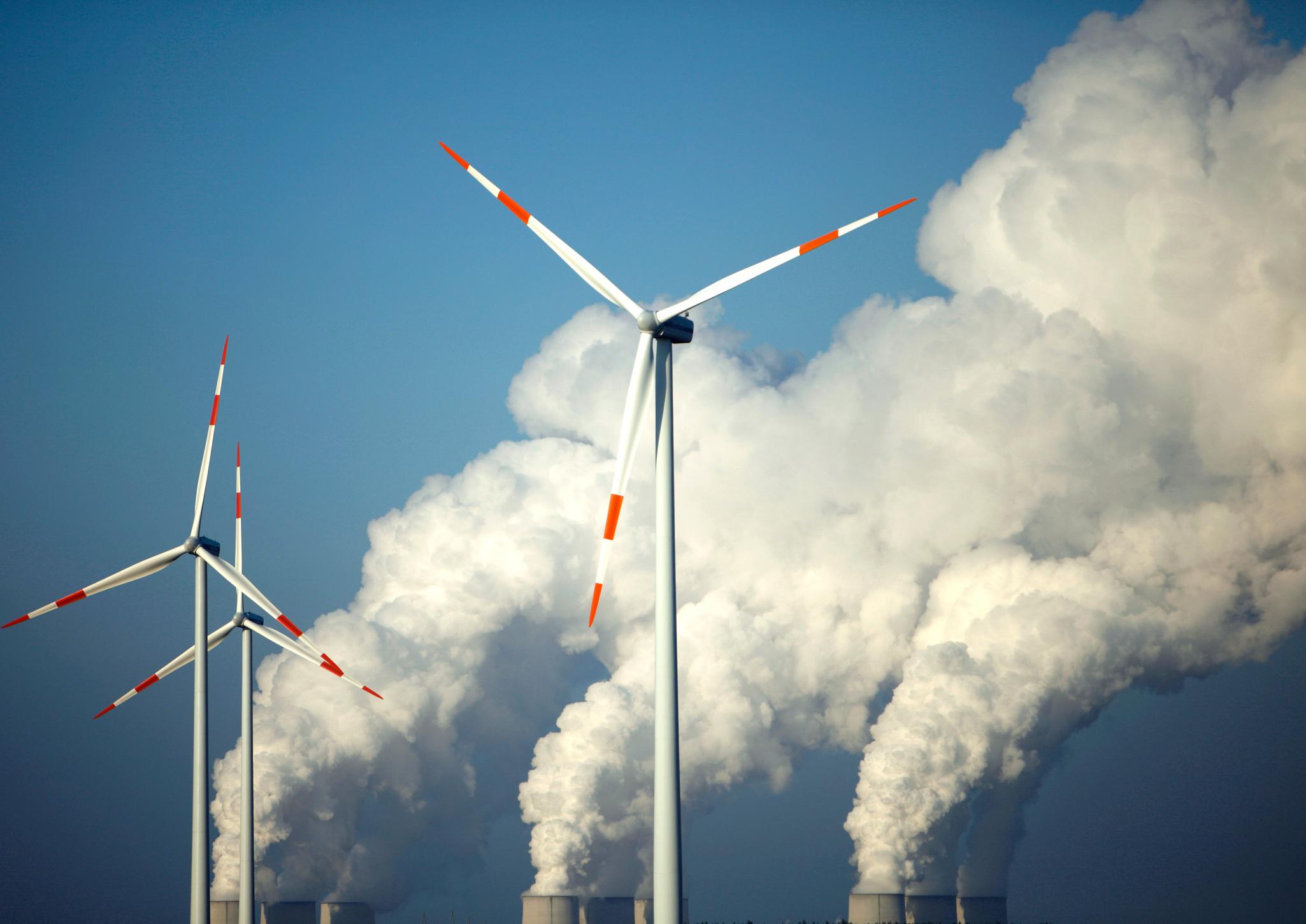 The Race to Zero Emissions