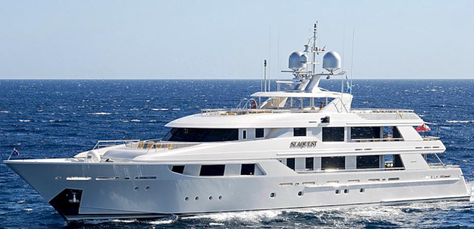Million Dollar Yacht >> Betsy Devos S 40 Million Yacht Was Set Adrift On Lake Erie