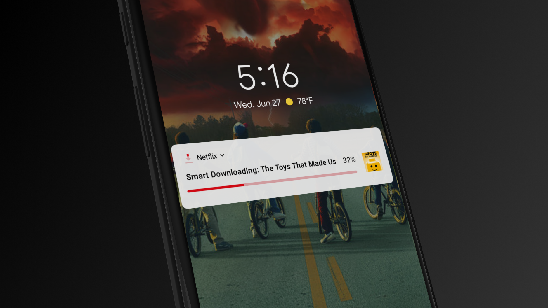 Netflix Adds Smart Downloads Feature To Android App