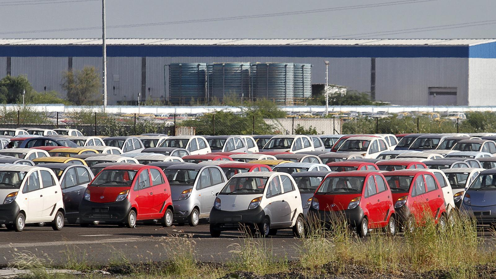 Journey of Tata Nano.