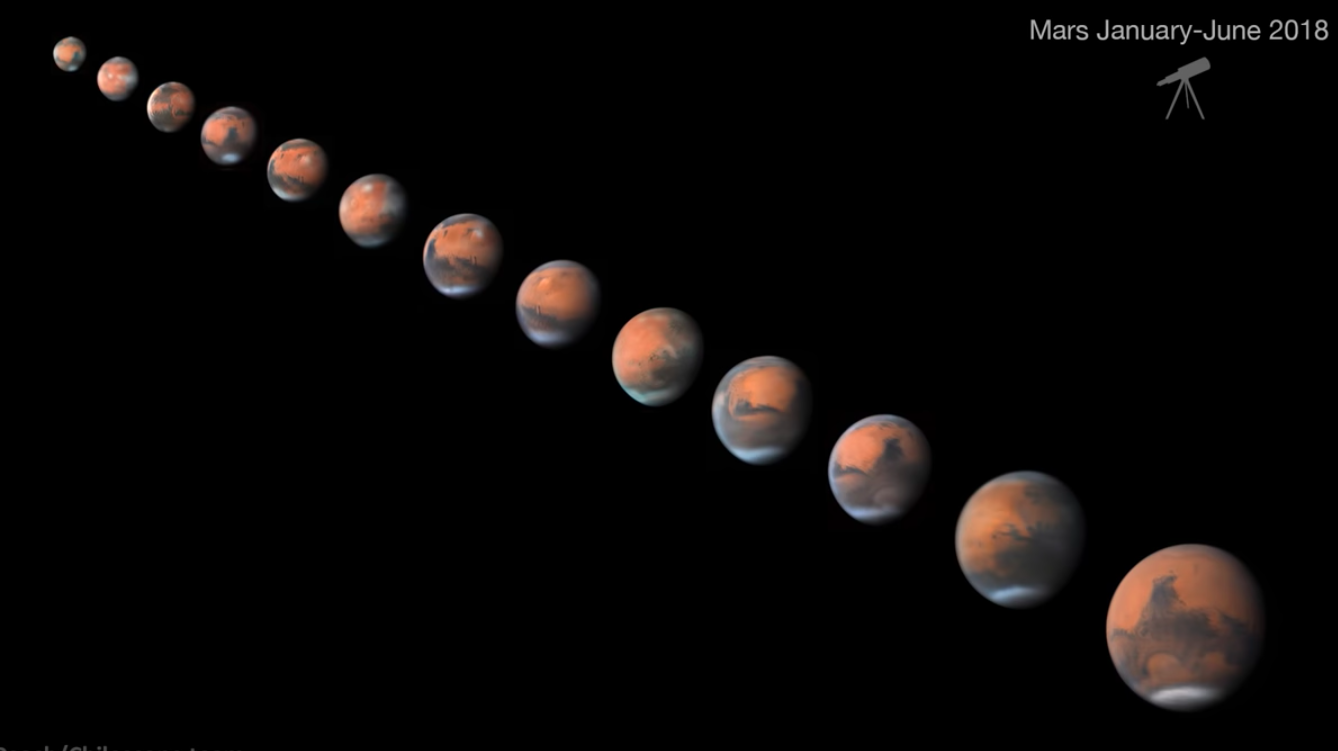 on july 31 mars will be the closest to earth in 15 years quartz