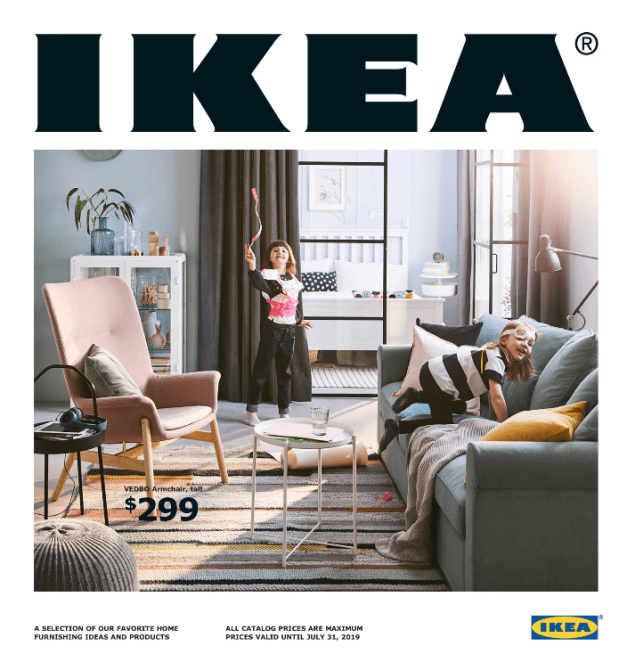 IKEA 48 Catalog IKEA Challenges The Myth Of Minimalism Quartzy Amazing American Home Furniture Store Minimalist