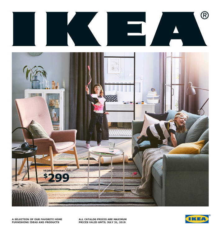IKEA 2019 Catalog: IKEA Challenges The Myth Of Minimalism U2014 Quartzy