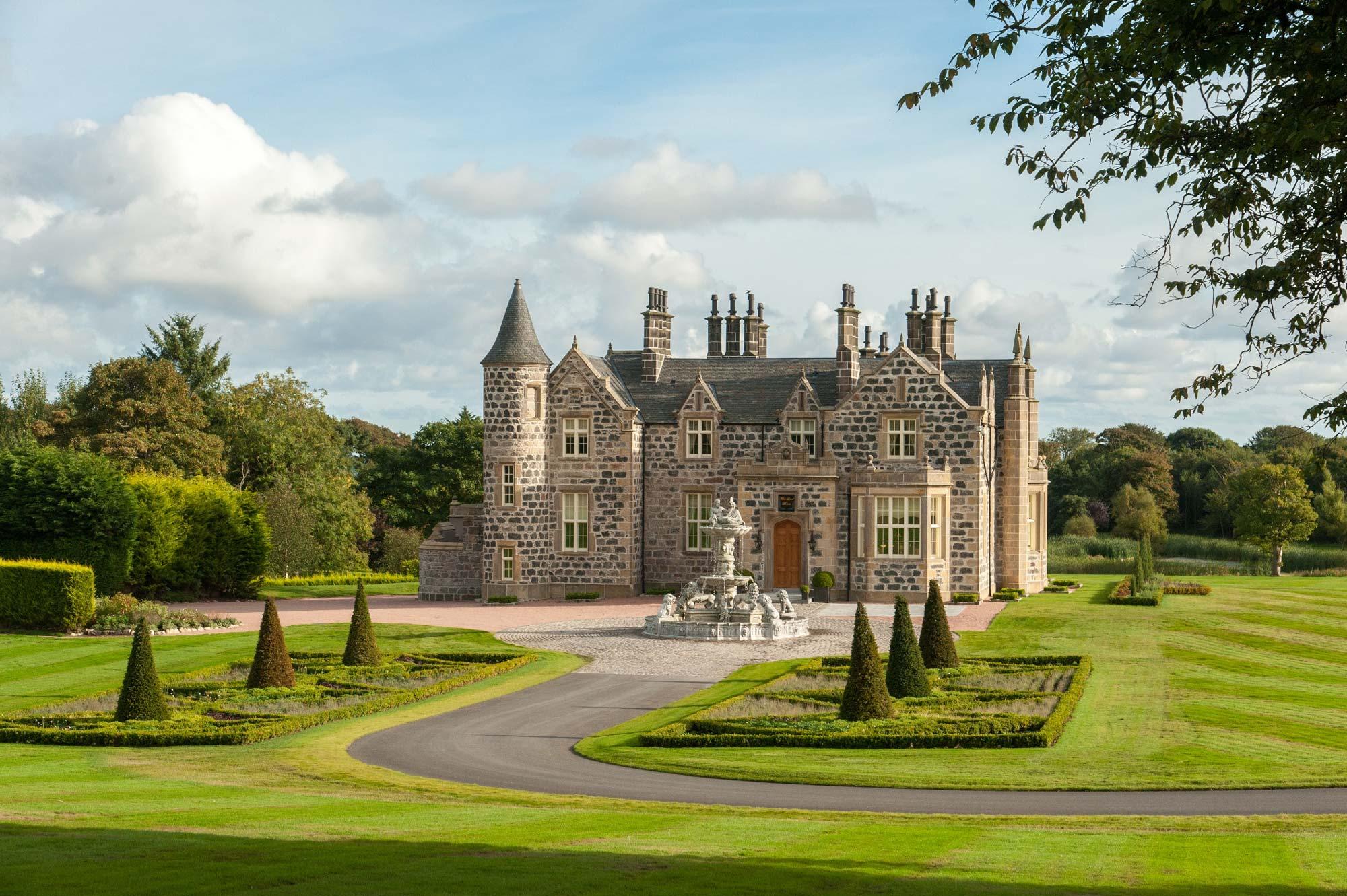 2f4f51a79f81c Where did Trump Org get the money to build a village in Scotland ...