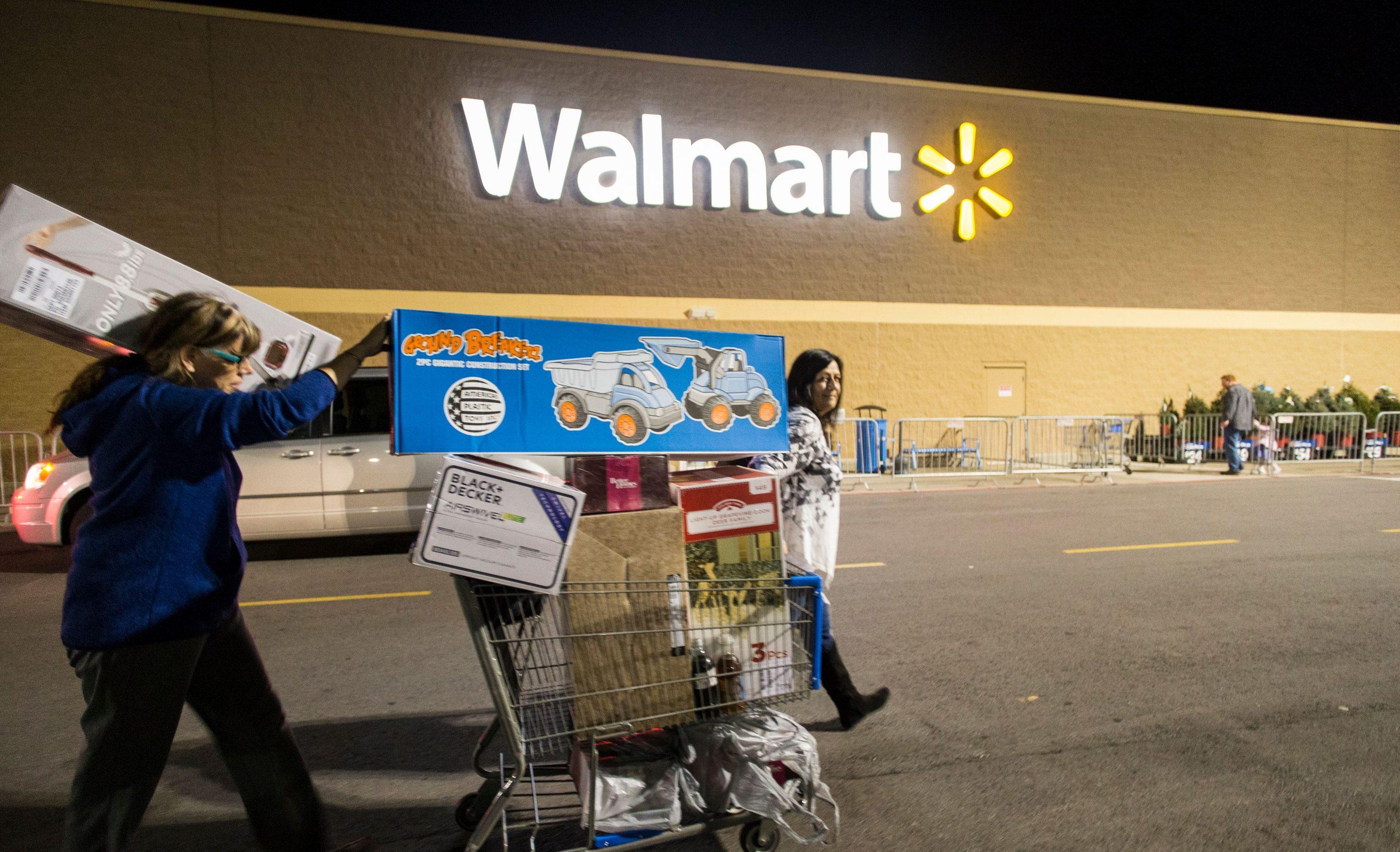 Walmart is the world's biggest company