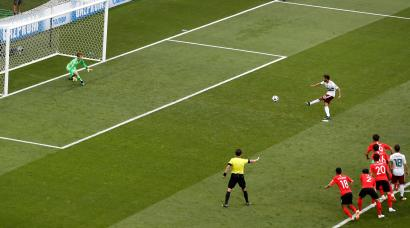 ac97abbdc World Cup 2018: The problem with penalty kicks — Quartz