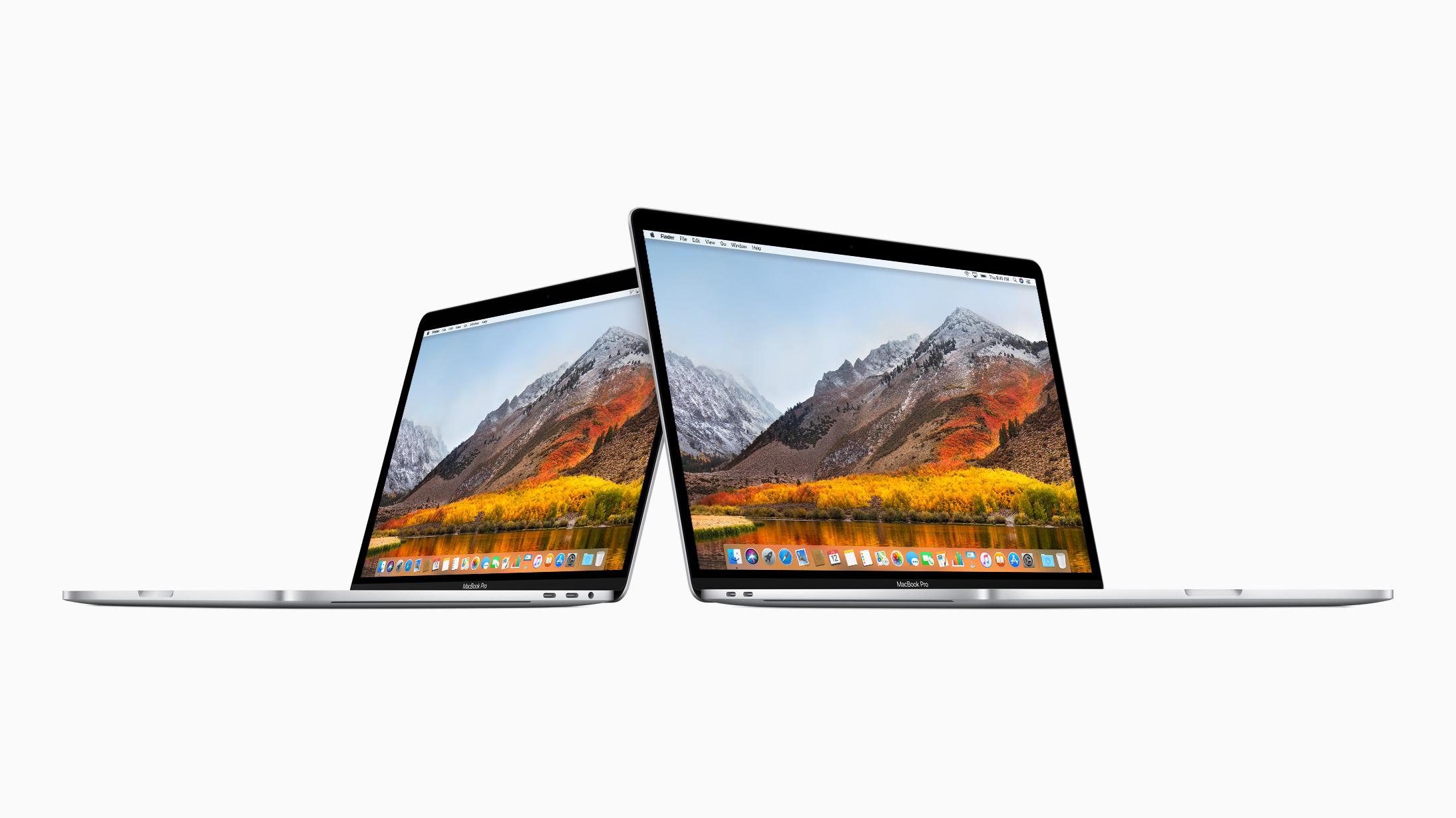 apple macbook pro revamp