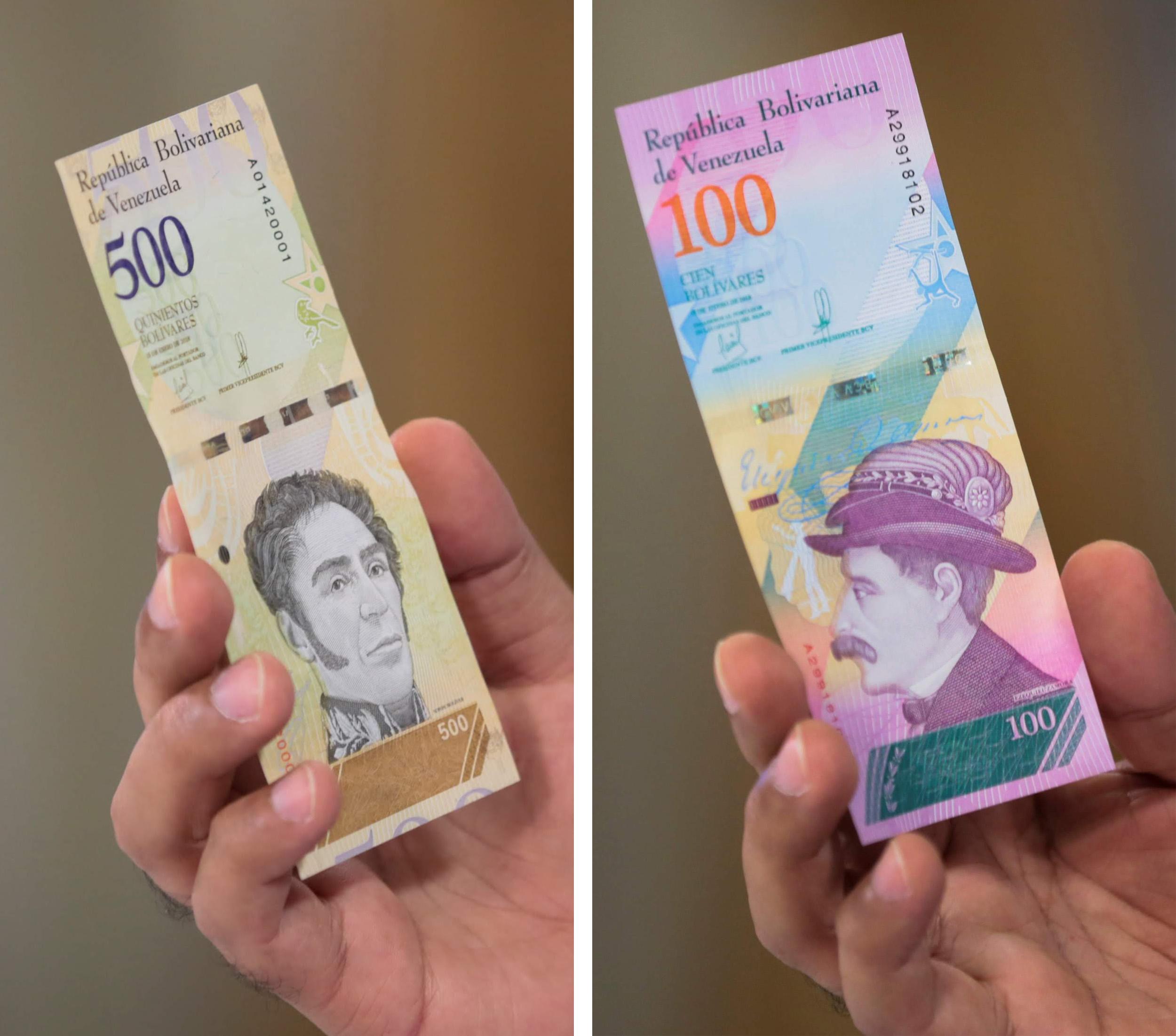 Venezuela is slashing five zeroes from the bolívar — Quartz