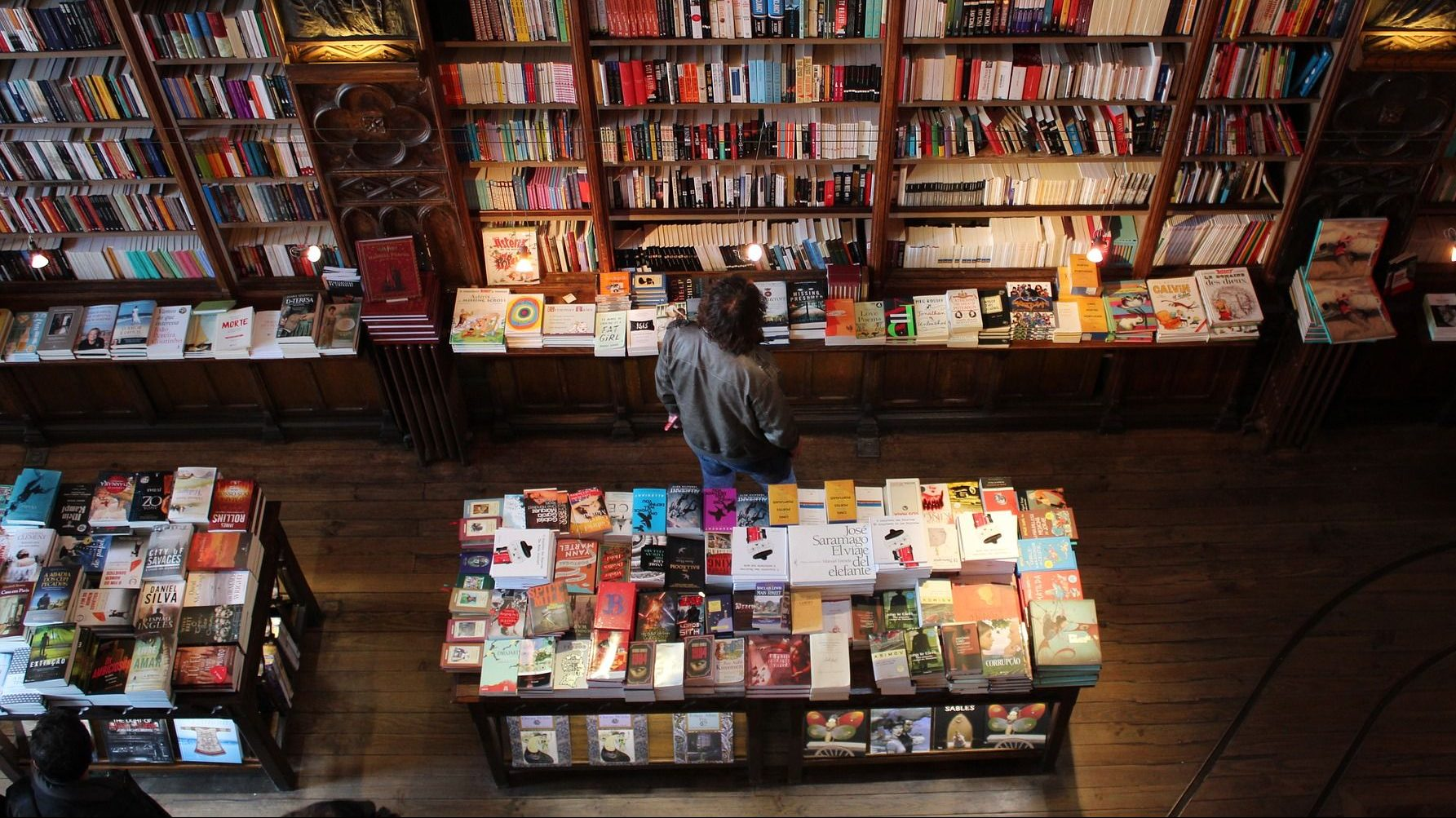 Man Booker Prize language research