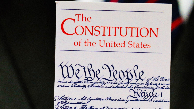 US Constitution.