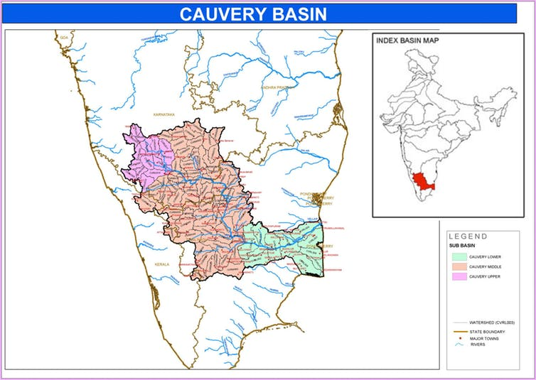 The Cauvery Basin