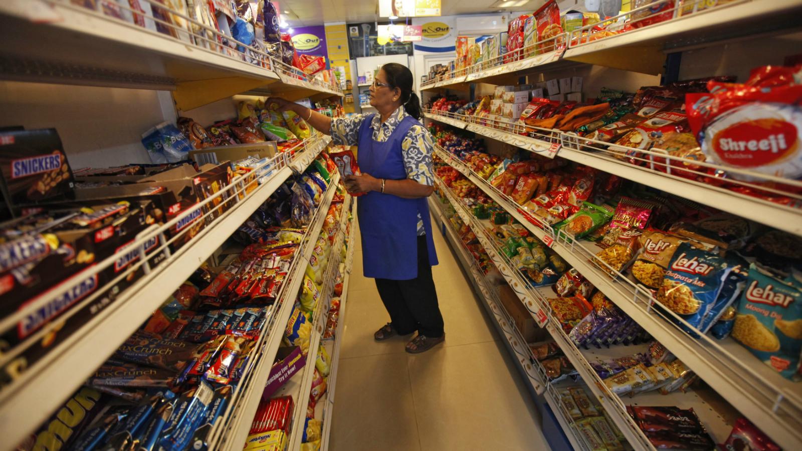 India-Consumer-Snack
