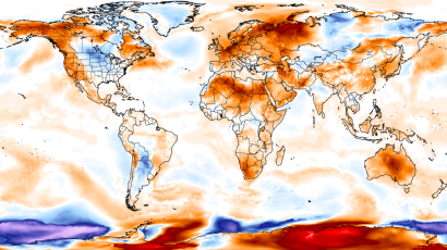 Extreme Weather Why The Northern Hemisphere Is In A Heatwave Quartz
