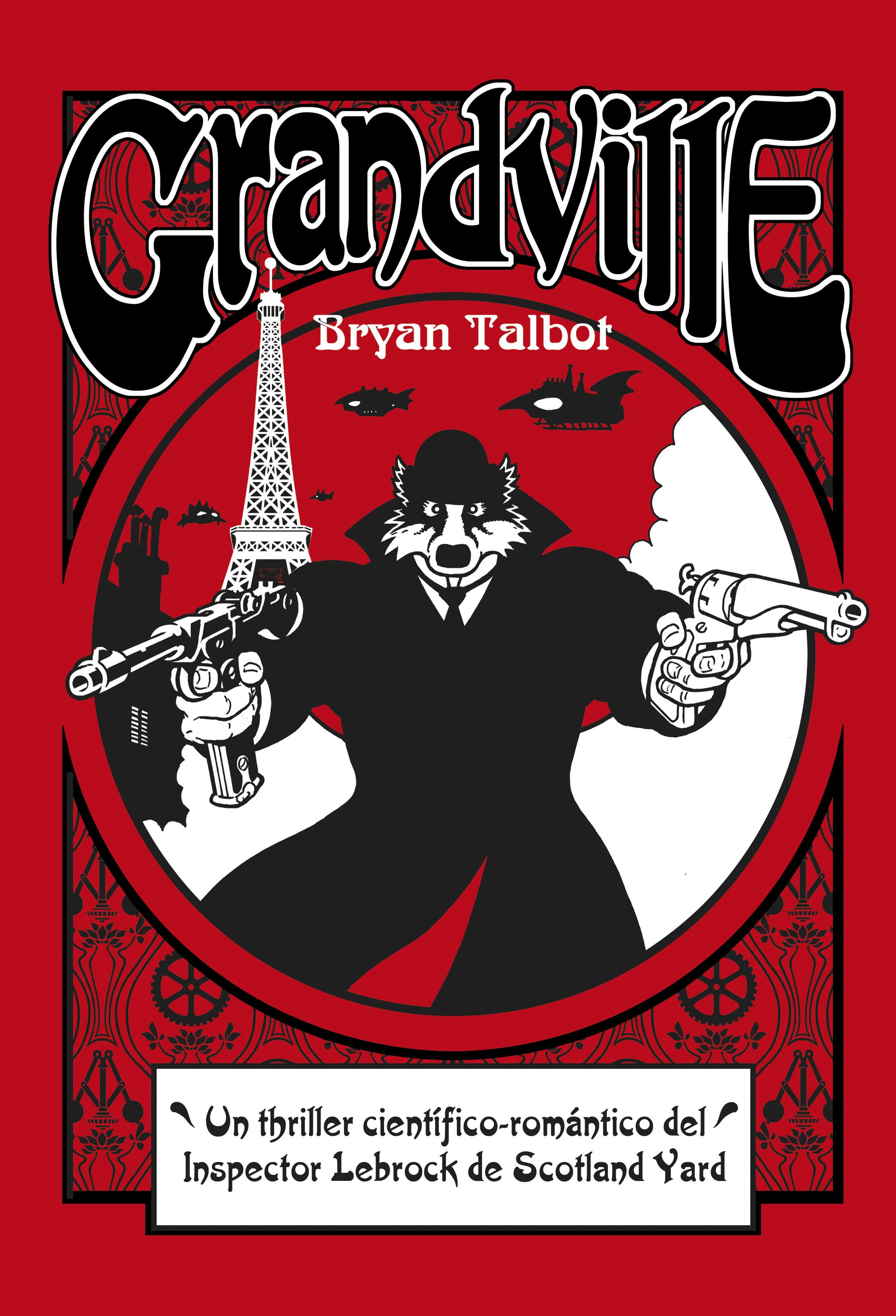 Granville by Bryan Talbot