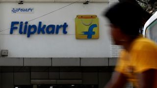 epa06536757 A general view of an office of e-commerce company Flipkart, in Bangalore, India, 17 February 2018. According to reports, the United States retailer Walmart Inc is in talks to buy a stake of more than 40 per cent, valued at more than the 12 billion US dollars, and will be the biggest deal overseas by Walmart.