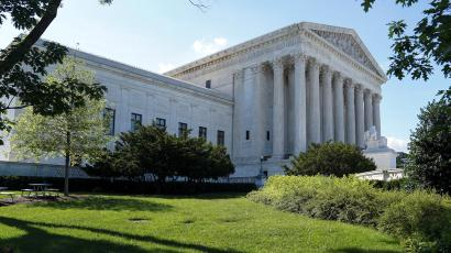 Don't panic about change on the US Supreme Court—justices