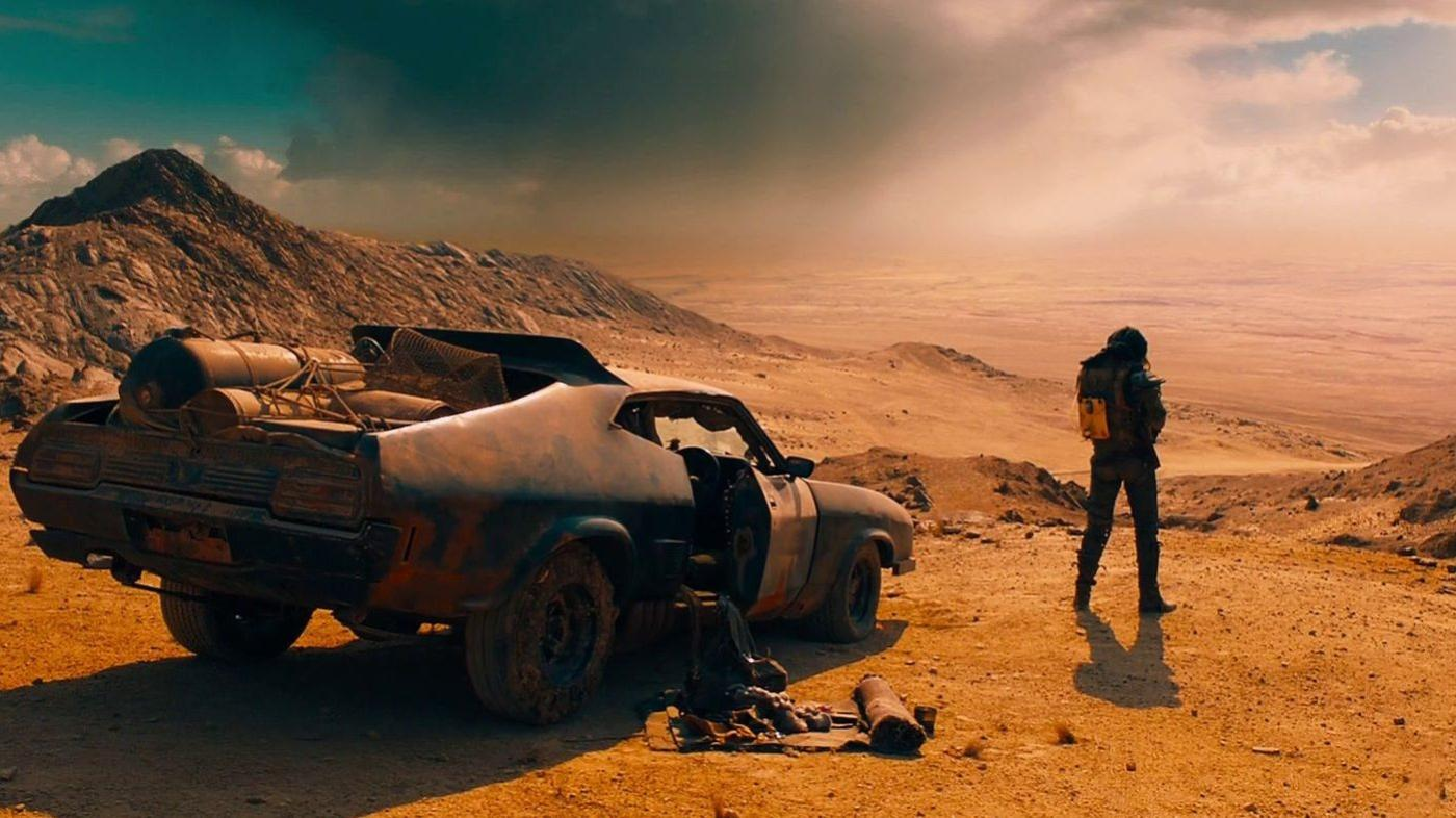 Mad Max Fury Road German Stream