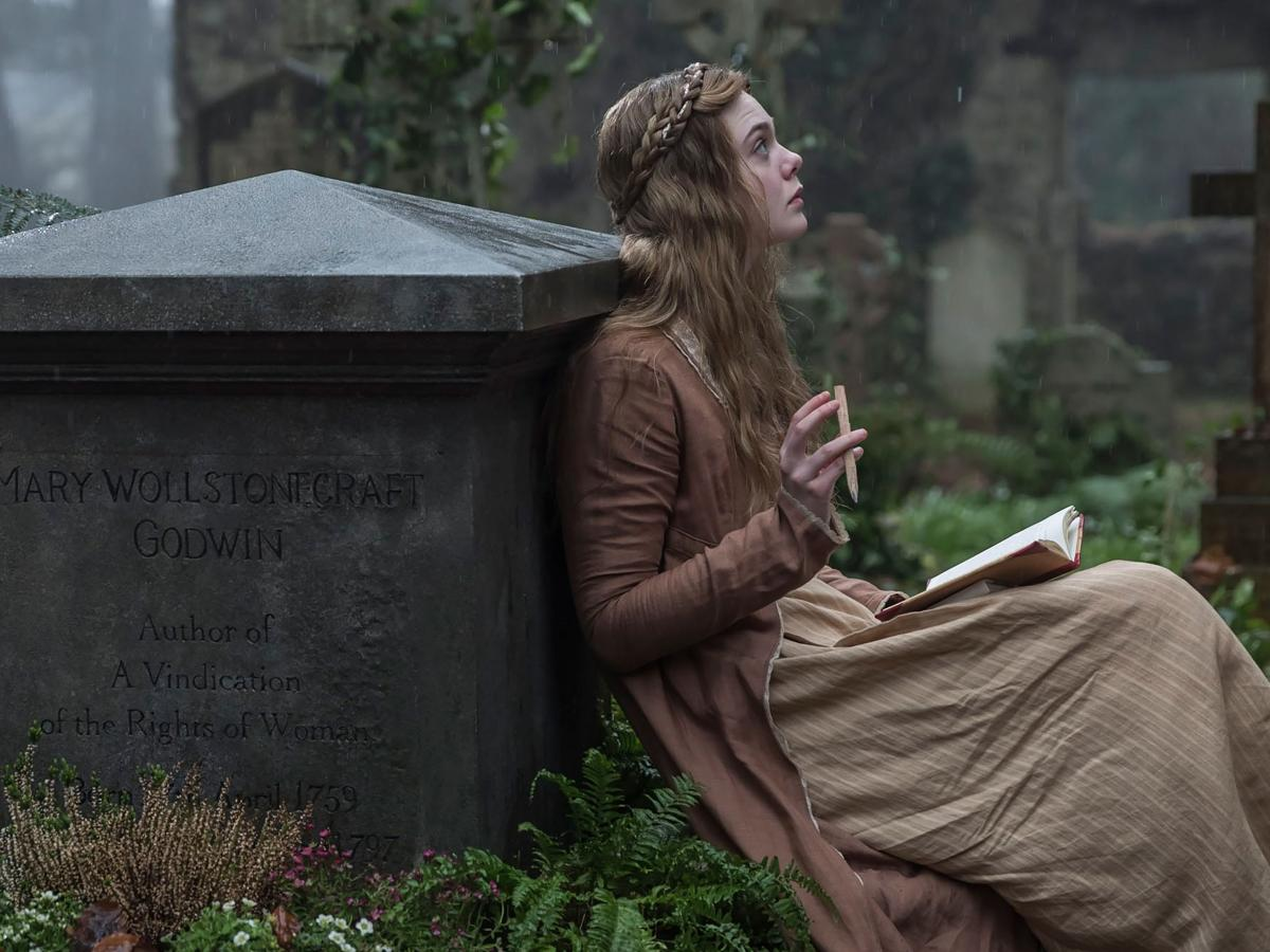 """Mary Shelley"""" shows the young """"Frankenstein"""" author through the lens of #MeToo — Quartz"""