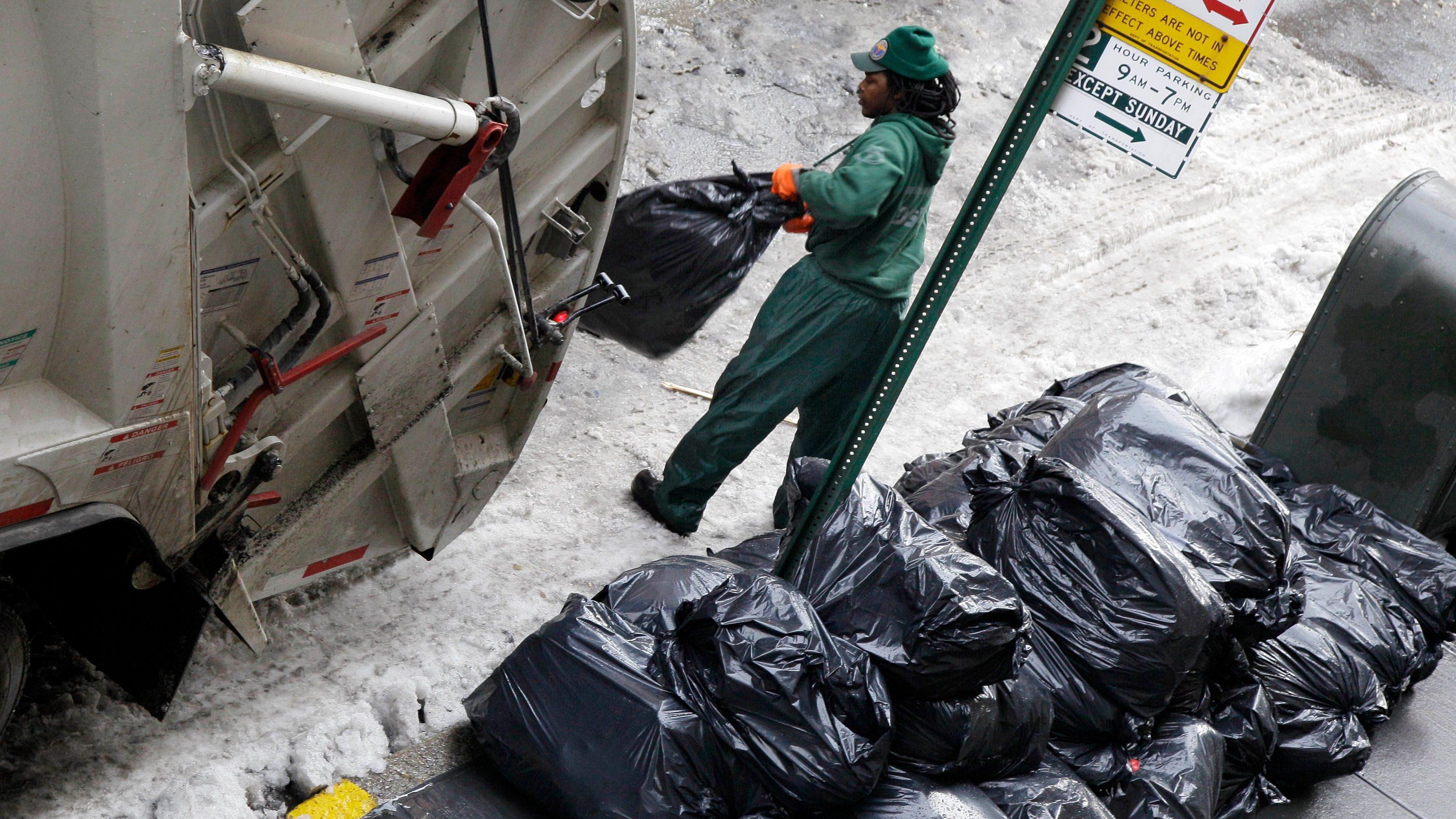 sensor enabled trash bins could help nyc solve its waste problem