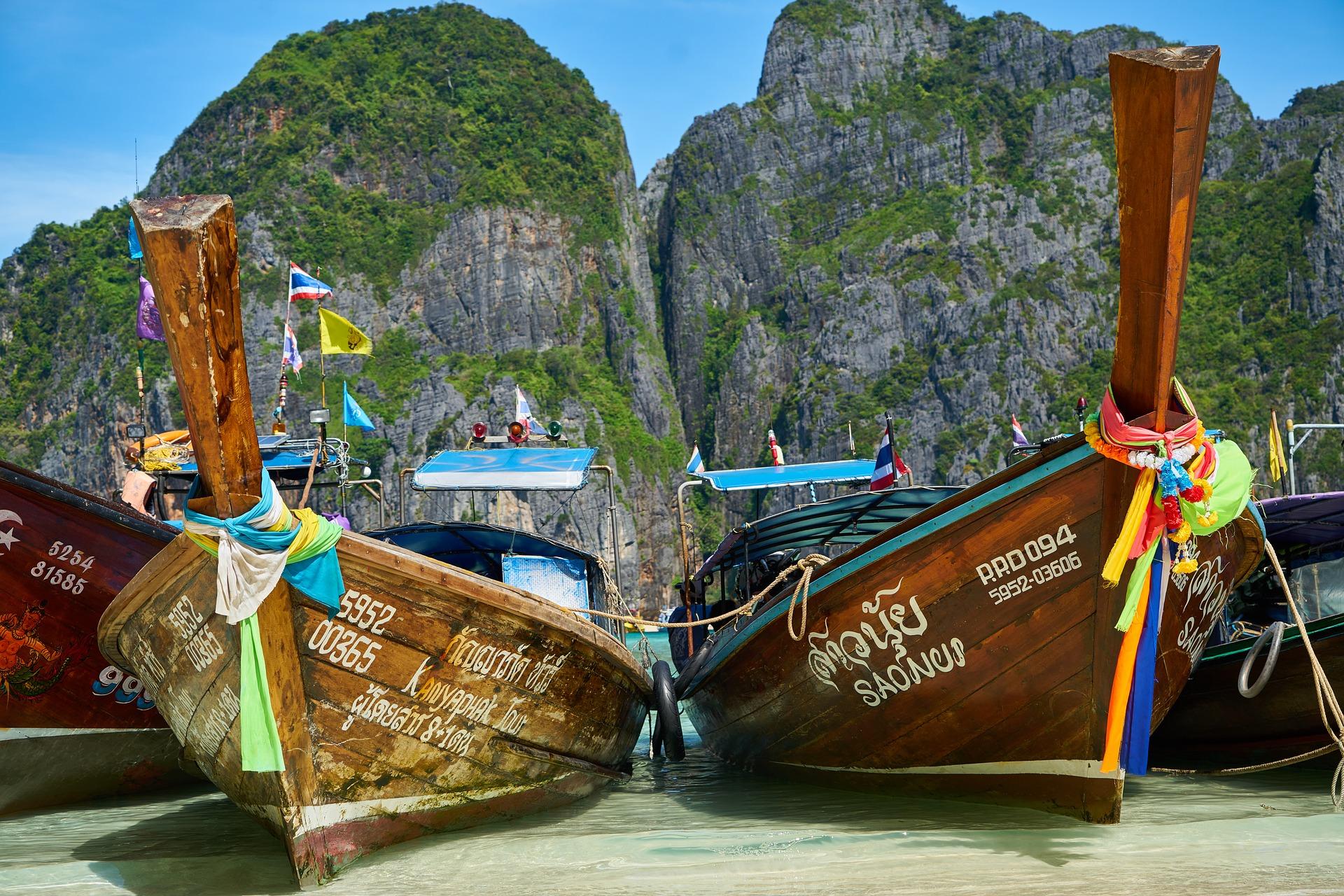 Maya Island, Thailand
