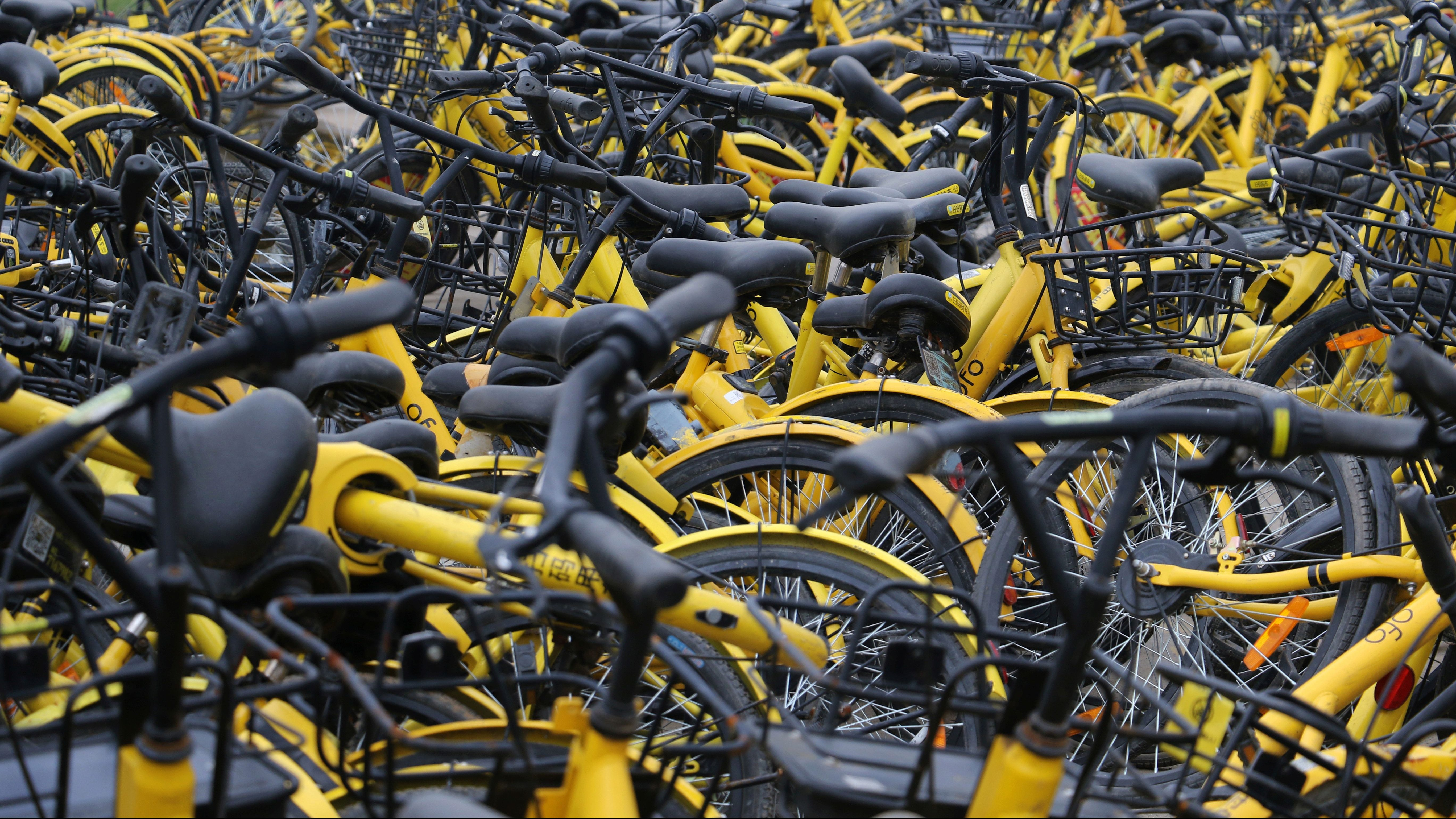 Bike Sharing Company Ofo Is Dramatically Scaling Back In North America Quartz
