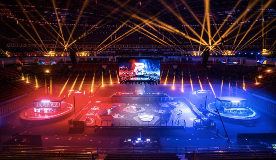 robomasters arena