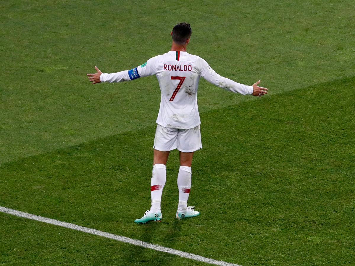 Cristiano Rolando S Move To Juventus Could See Him Debut In The Us Against Real Madrid Quartz