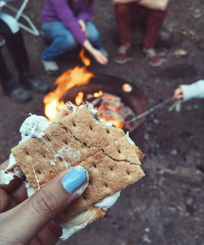Where do s'mores come from? A history of the famous American