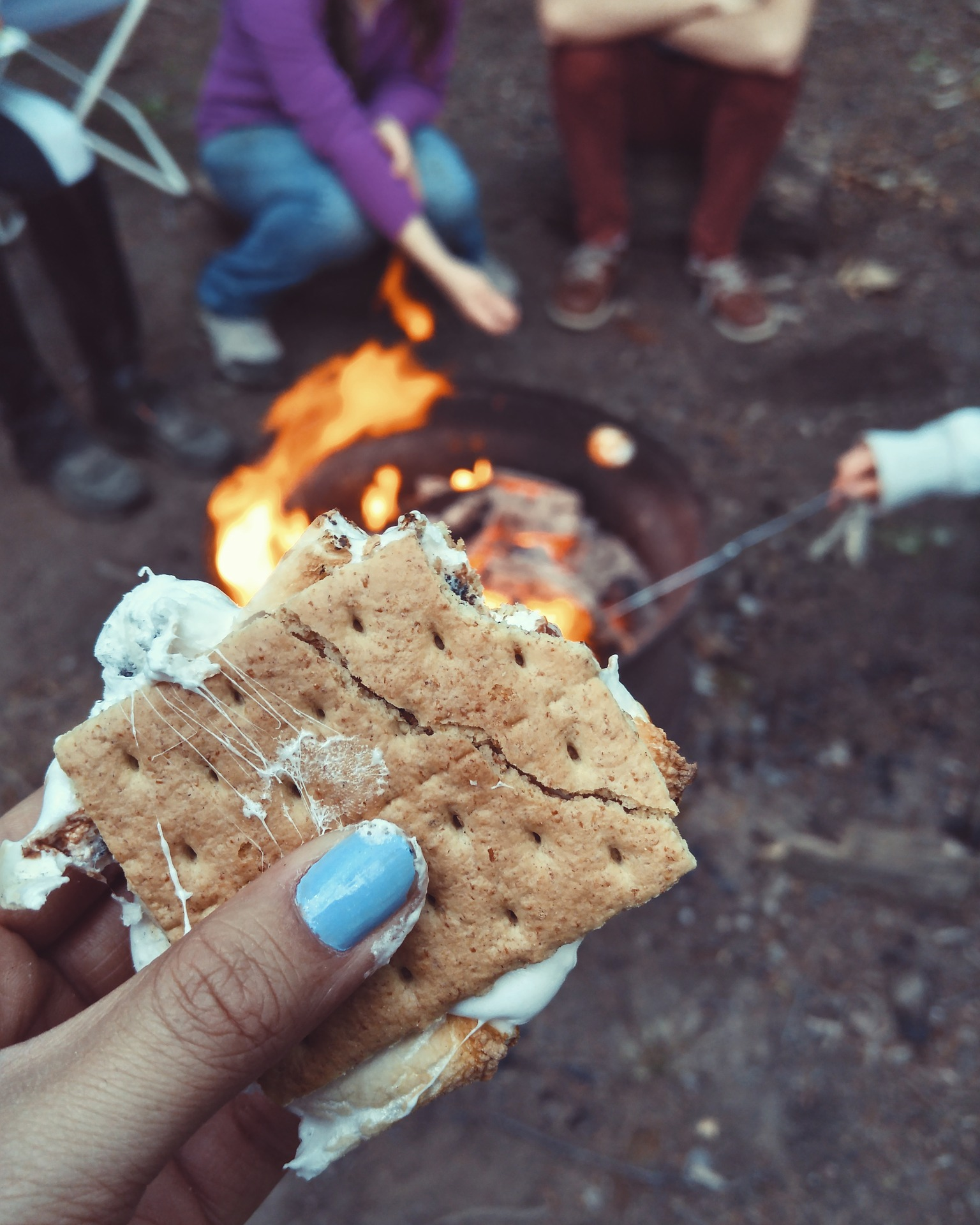 A brief history of the s'more, America's favorite campfire snack