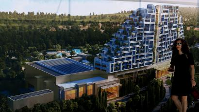 Cyprus plans to become a luxury tourism destination.