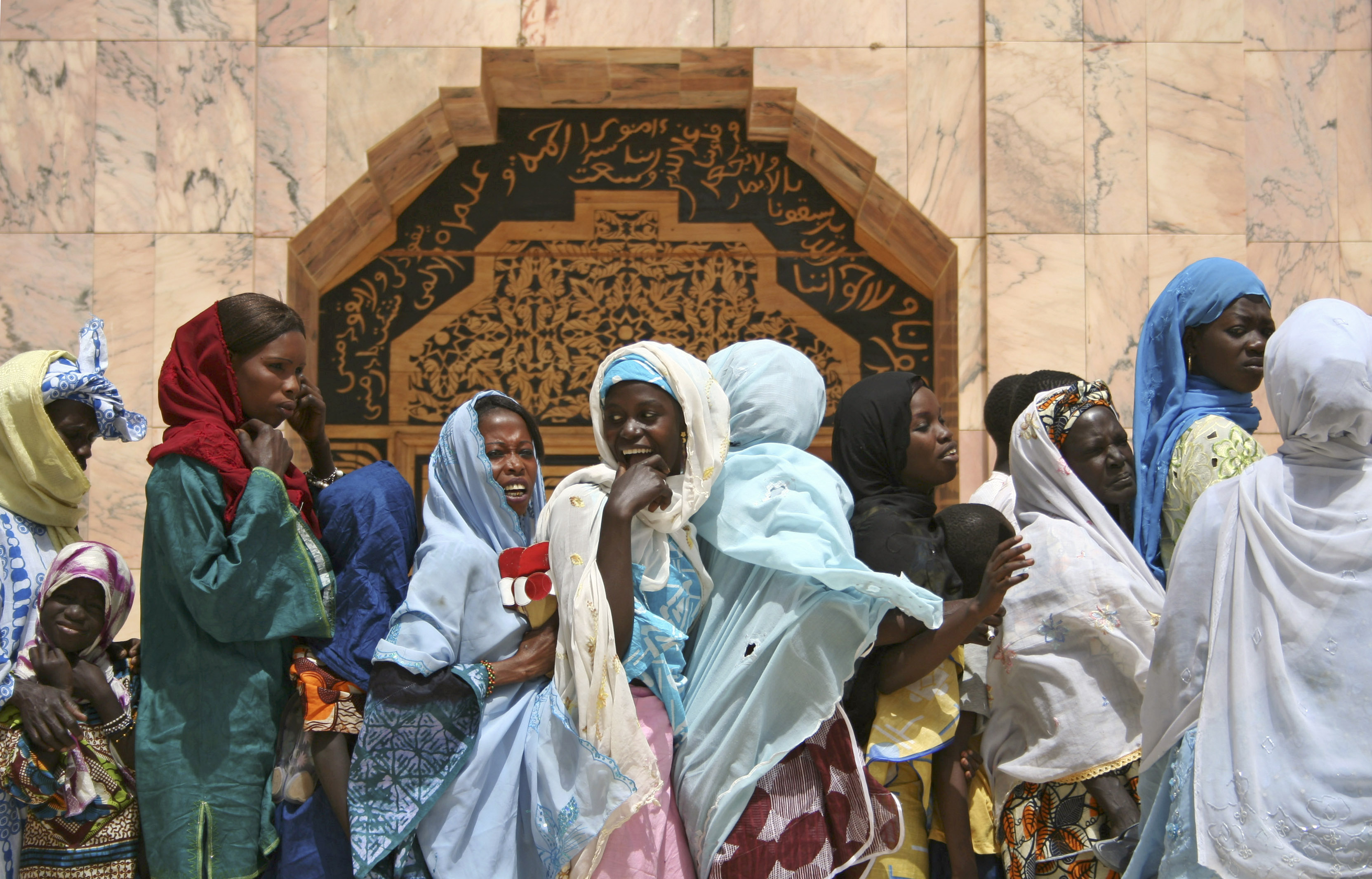 Dating a senegalese muslim man
