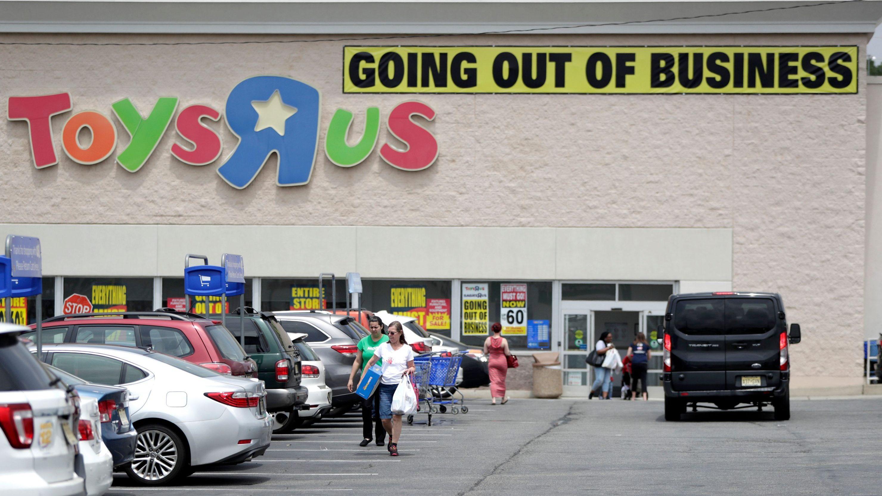 Amazon is capitalizing on the demise of Toys R Us — Quartz