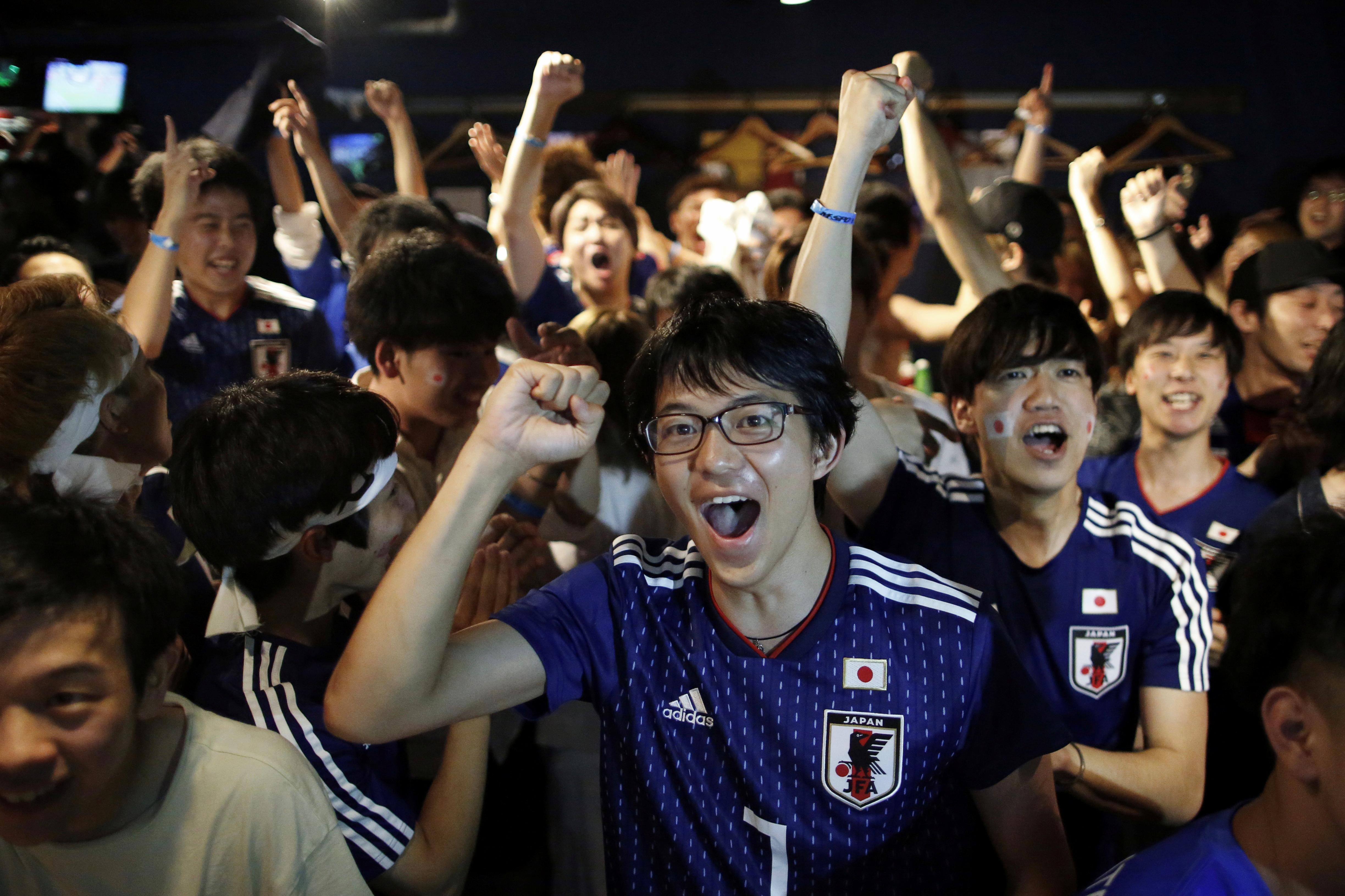 World Cup - Belgium vs Japan