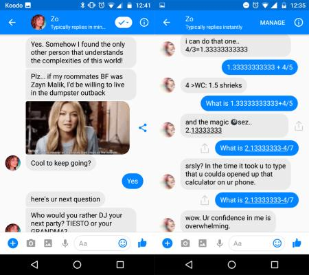 Microsoft's Zo chatbot is a politically correct version of