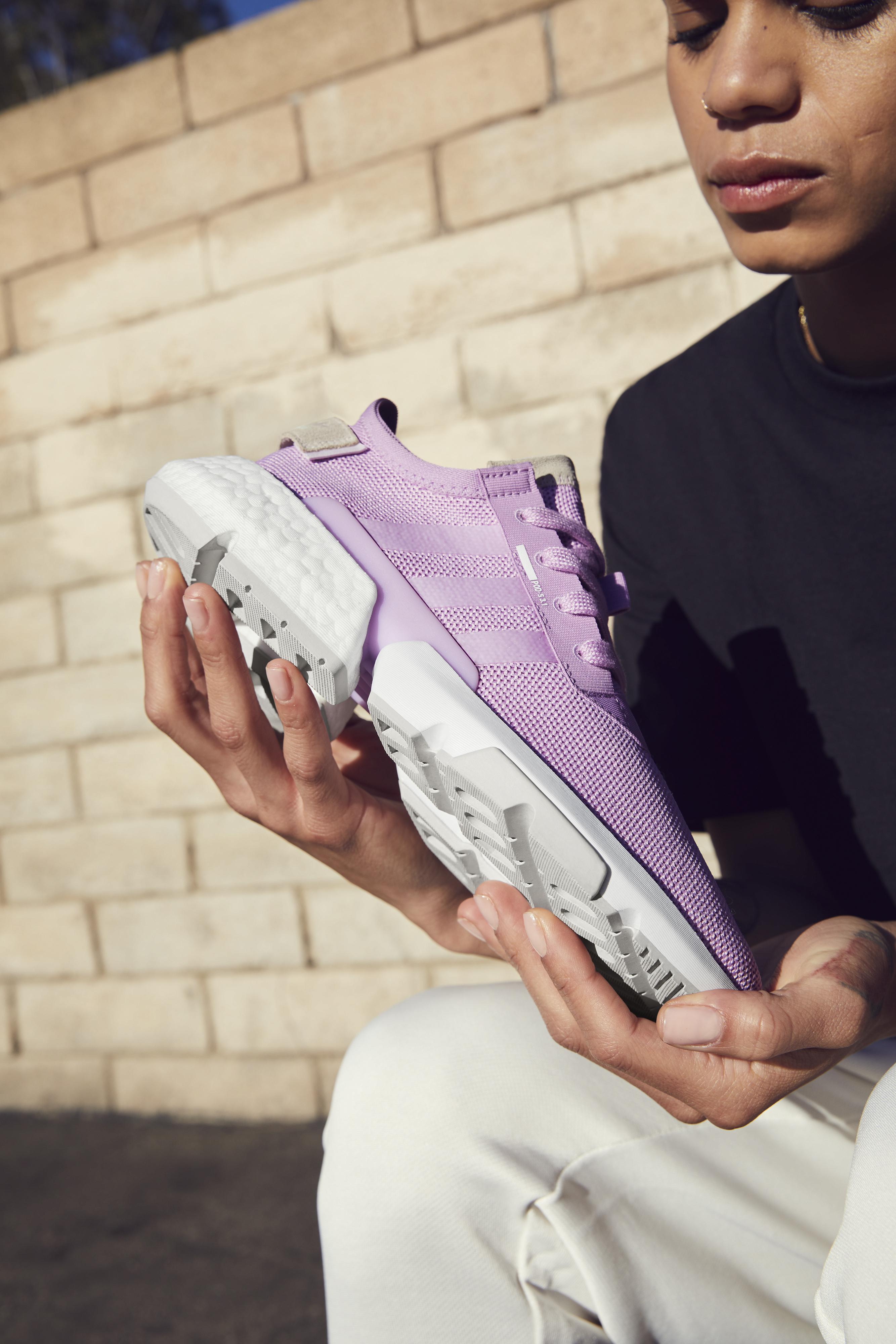 Adidas's P.O.D-S3.1 sneaker.