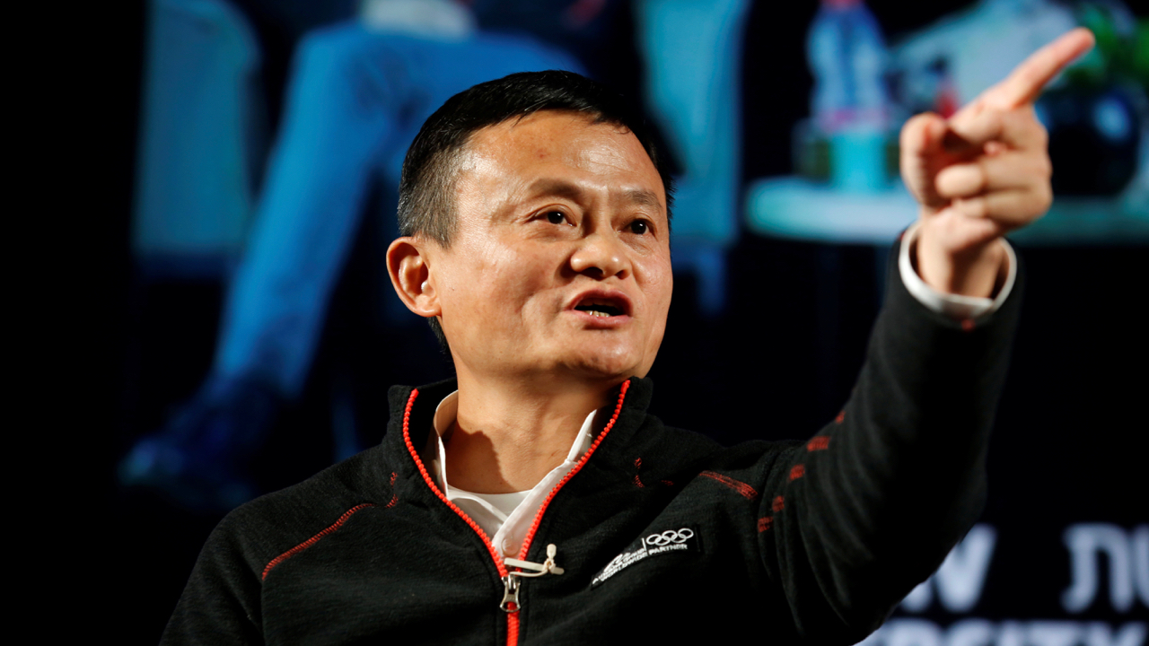 Jack Ma in South Africa: Alibaba founder supports African entrepreneurs