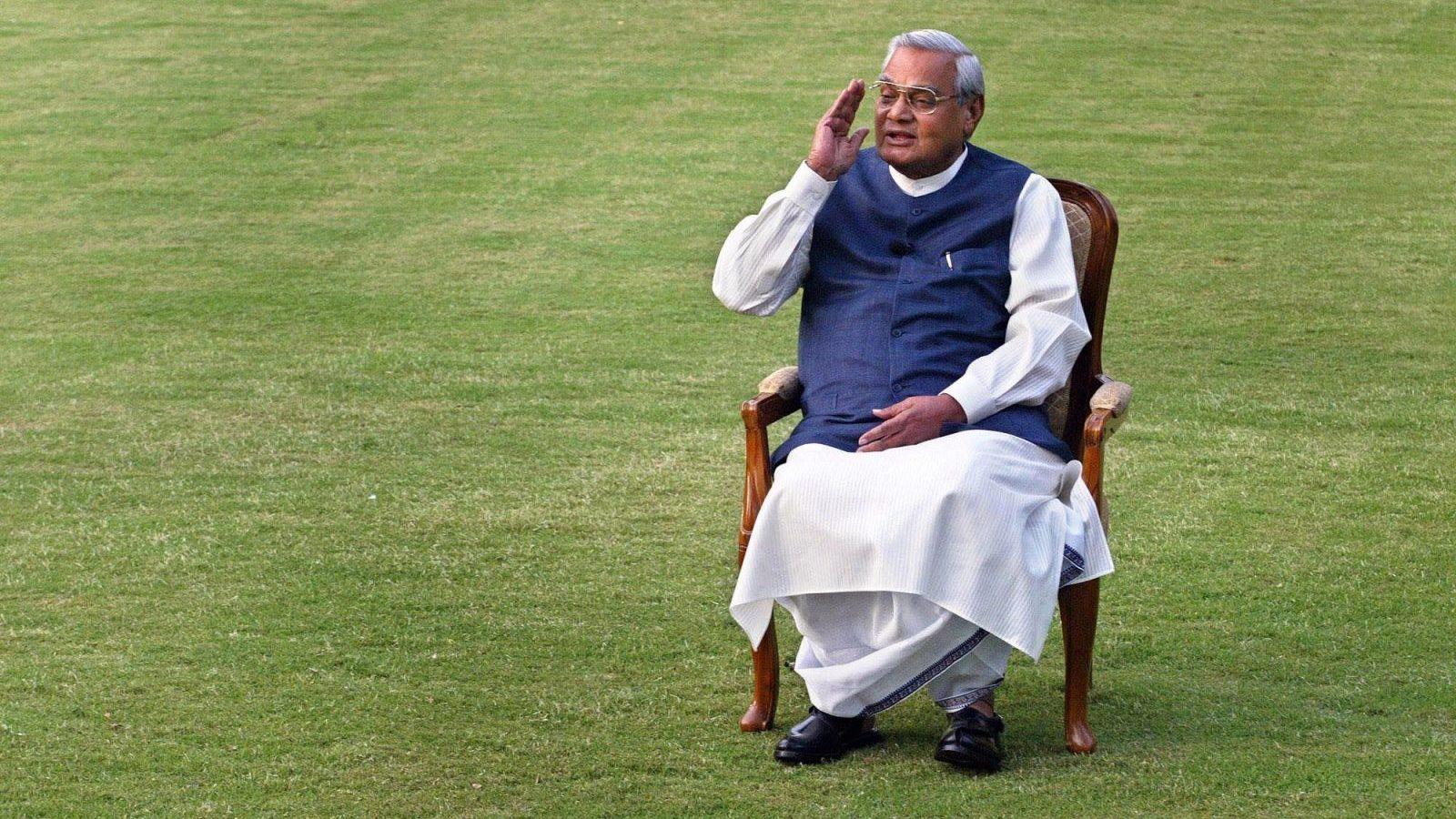 Atal Bihari Vajpayee, India's former prime minister, dies — Quartz India