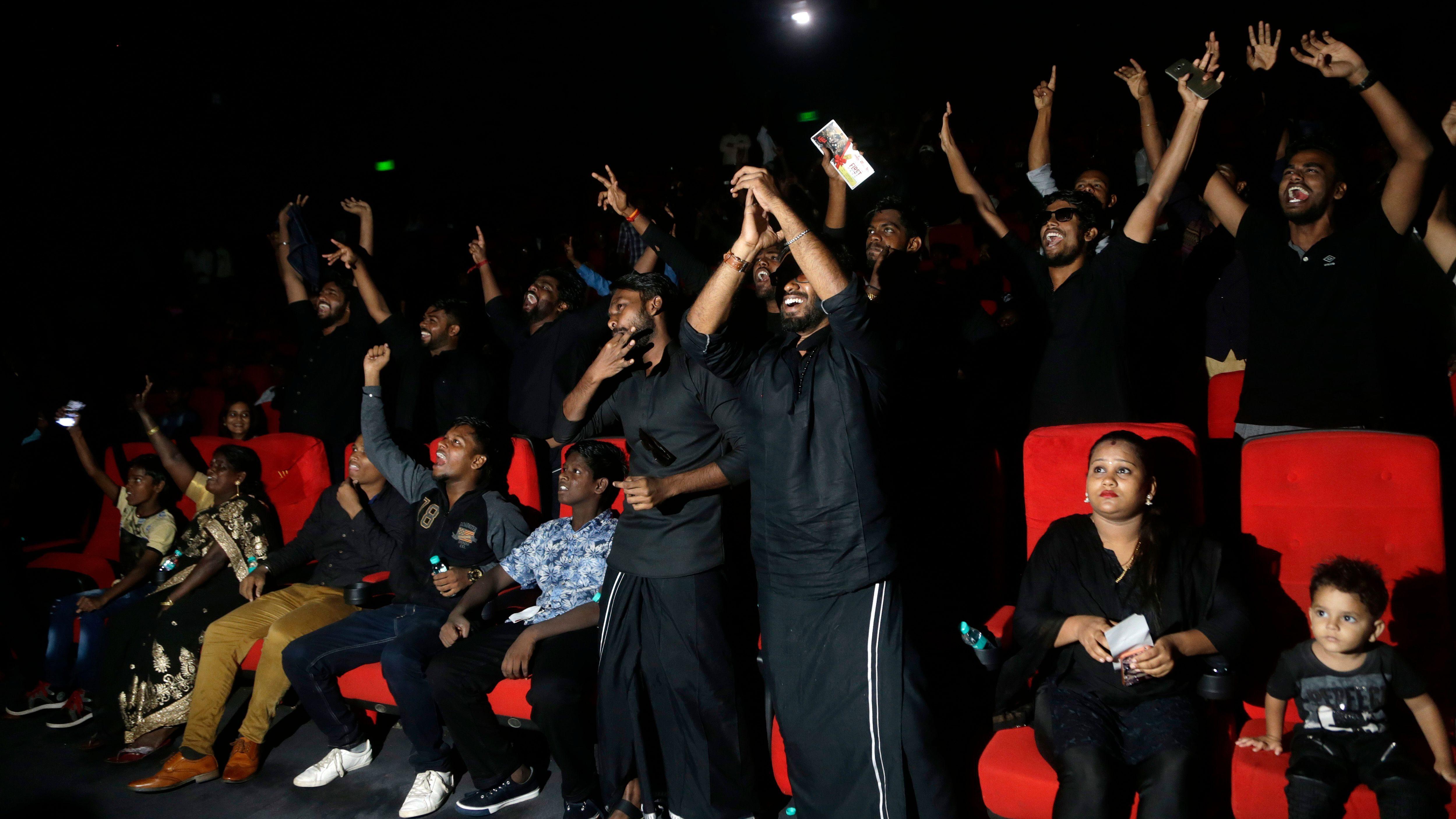 India Movie Theatre