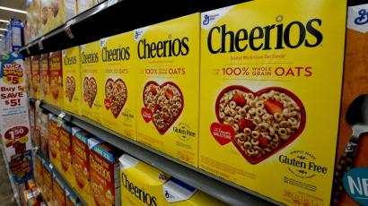 A weedkiller chemical was found in Quaker Oats and Cheerios