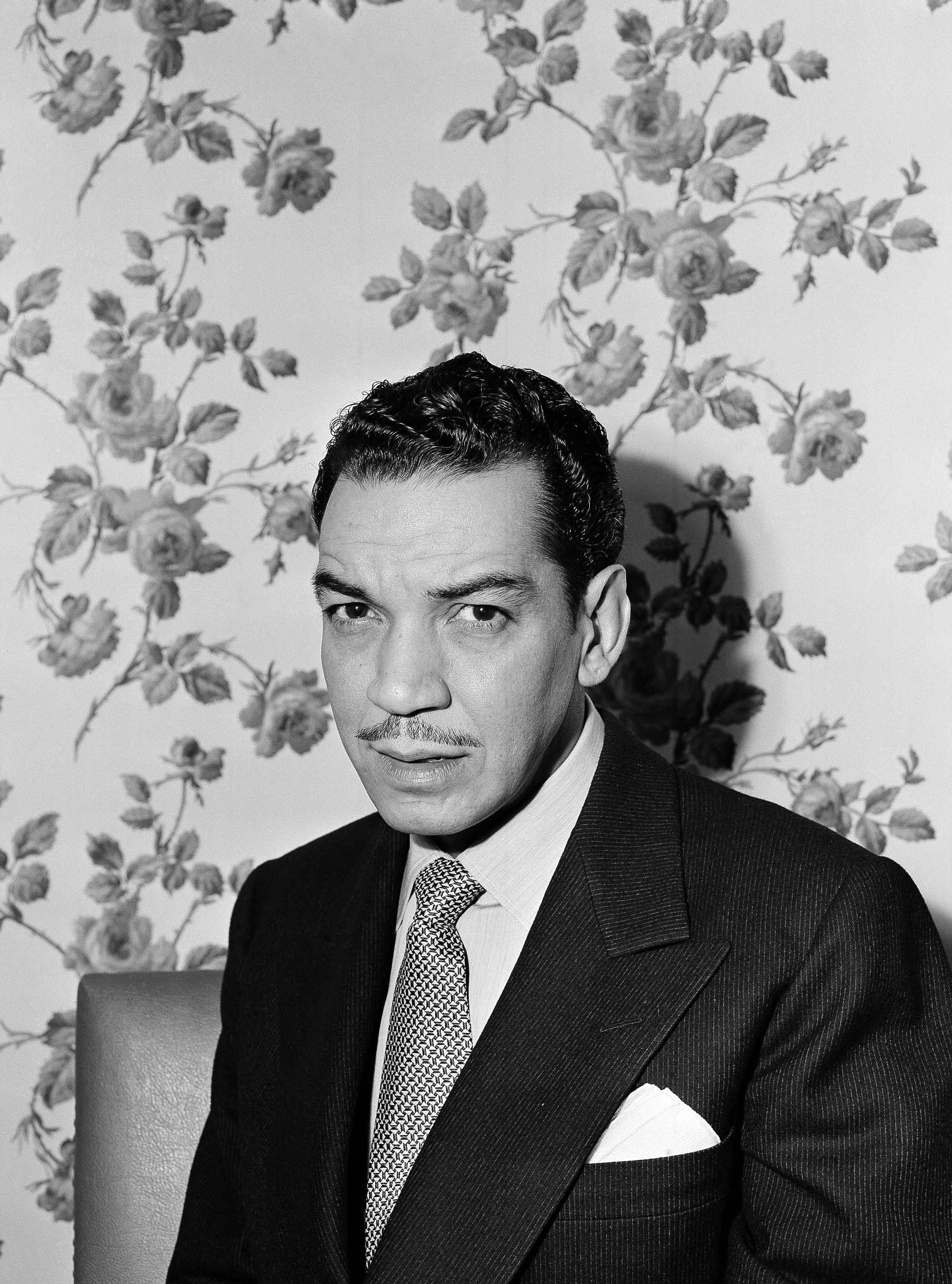 Cantinflas, born Mario Moreno