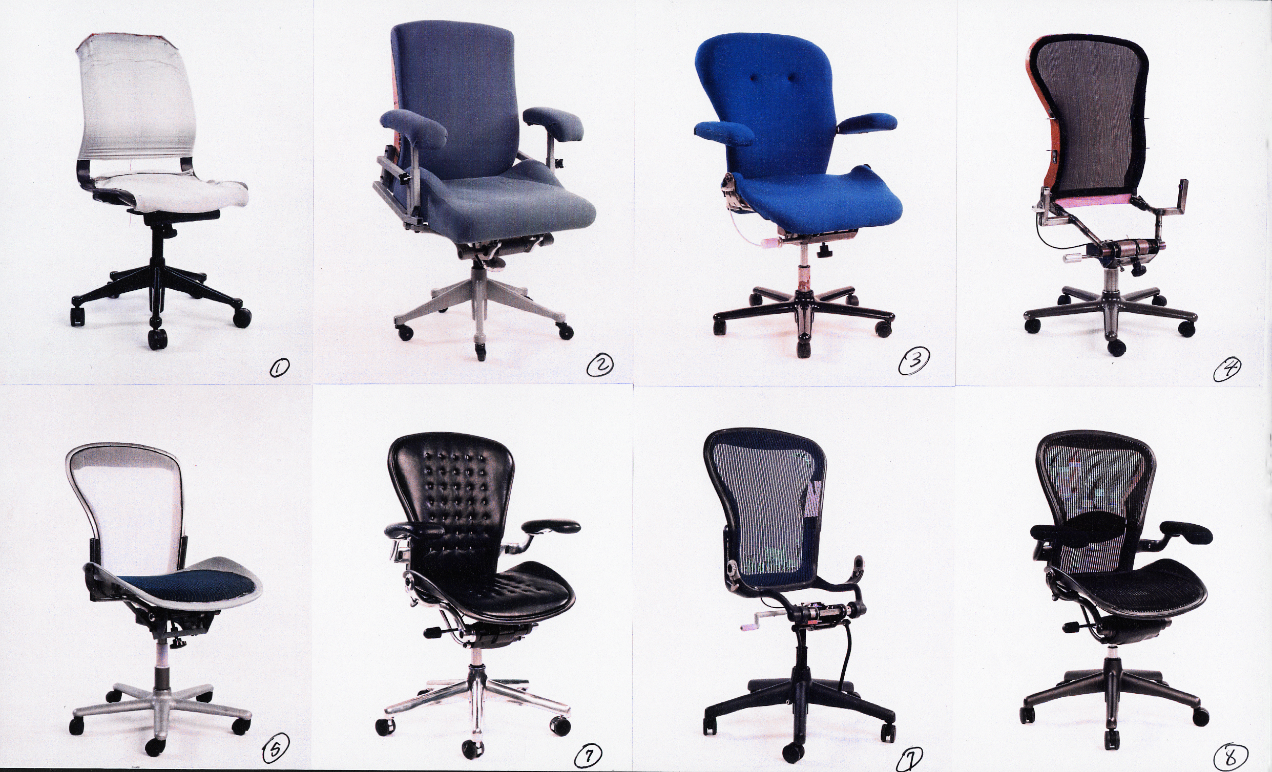 How well do you know your office chair?