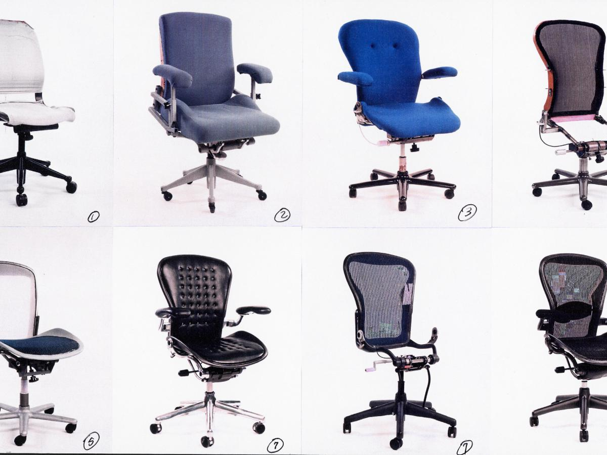 Strange The History Of The Office Chair Quartz At Work Pabps2019 Chair Design Images Pabps2019Com