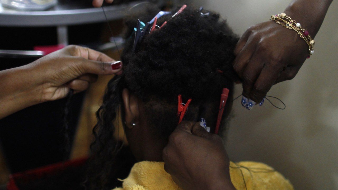 Hair extensions: China dominates African market