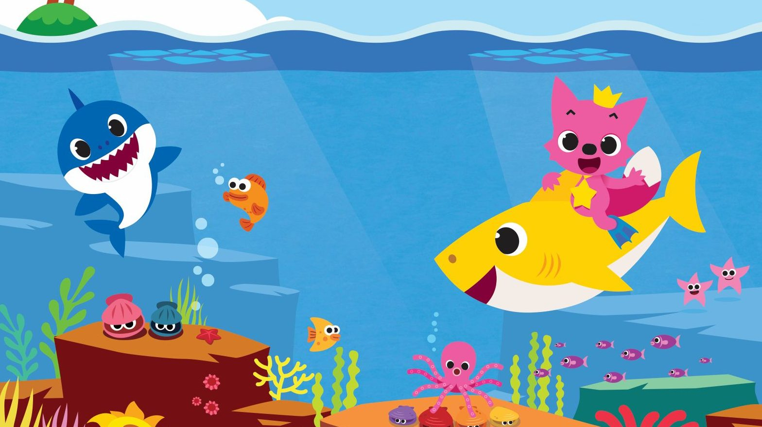 "Baby Shark"" — Quartz Obsession — Quartz"