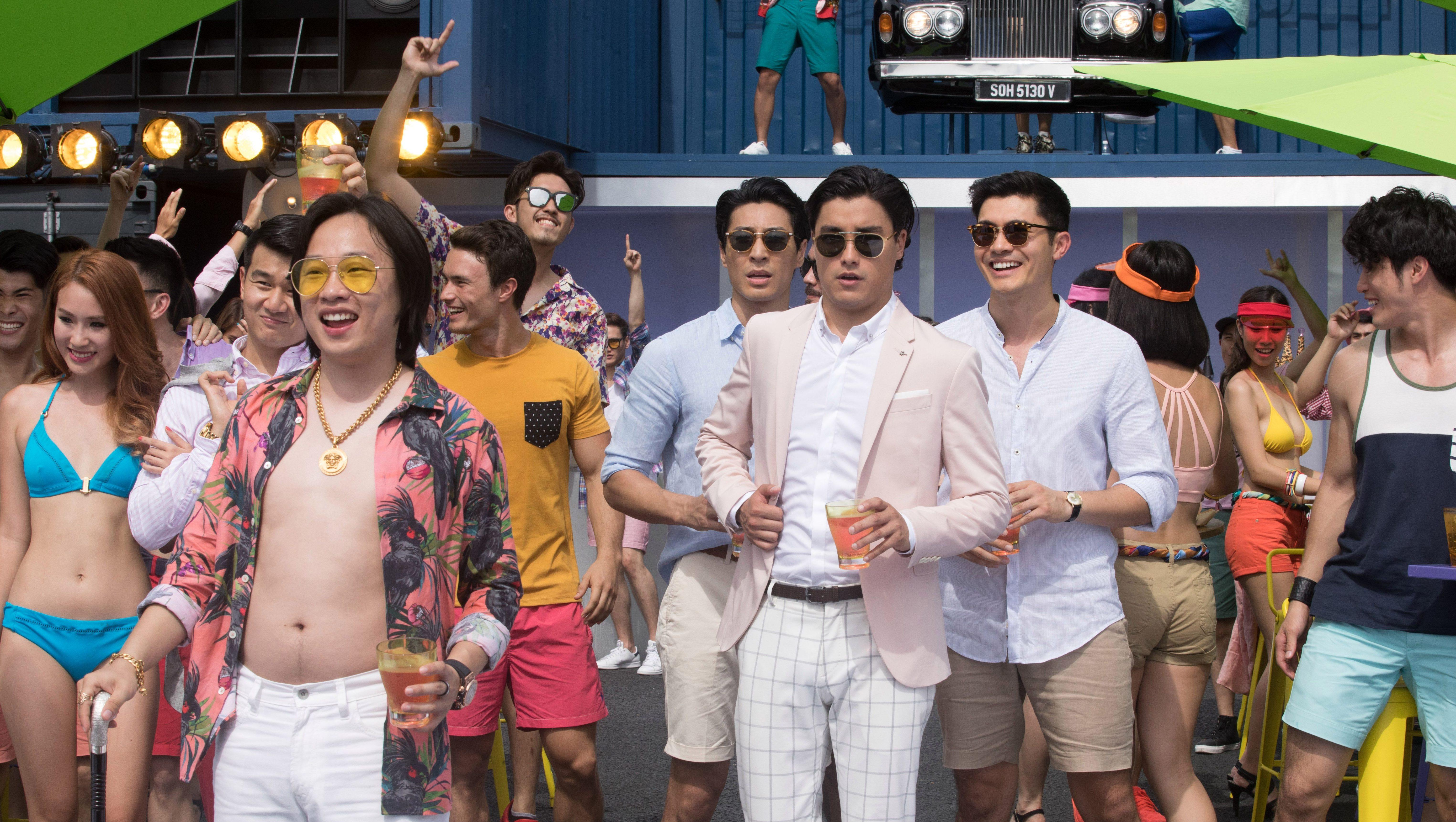 """Crazy Rich Asians"" made a ballsy decision to turn down a crazy rich  Netflix bid"