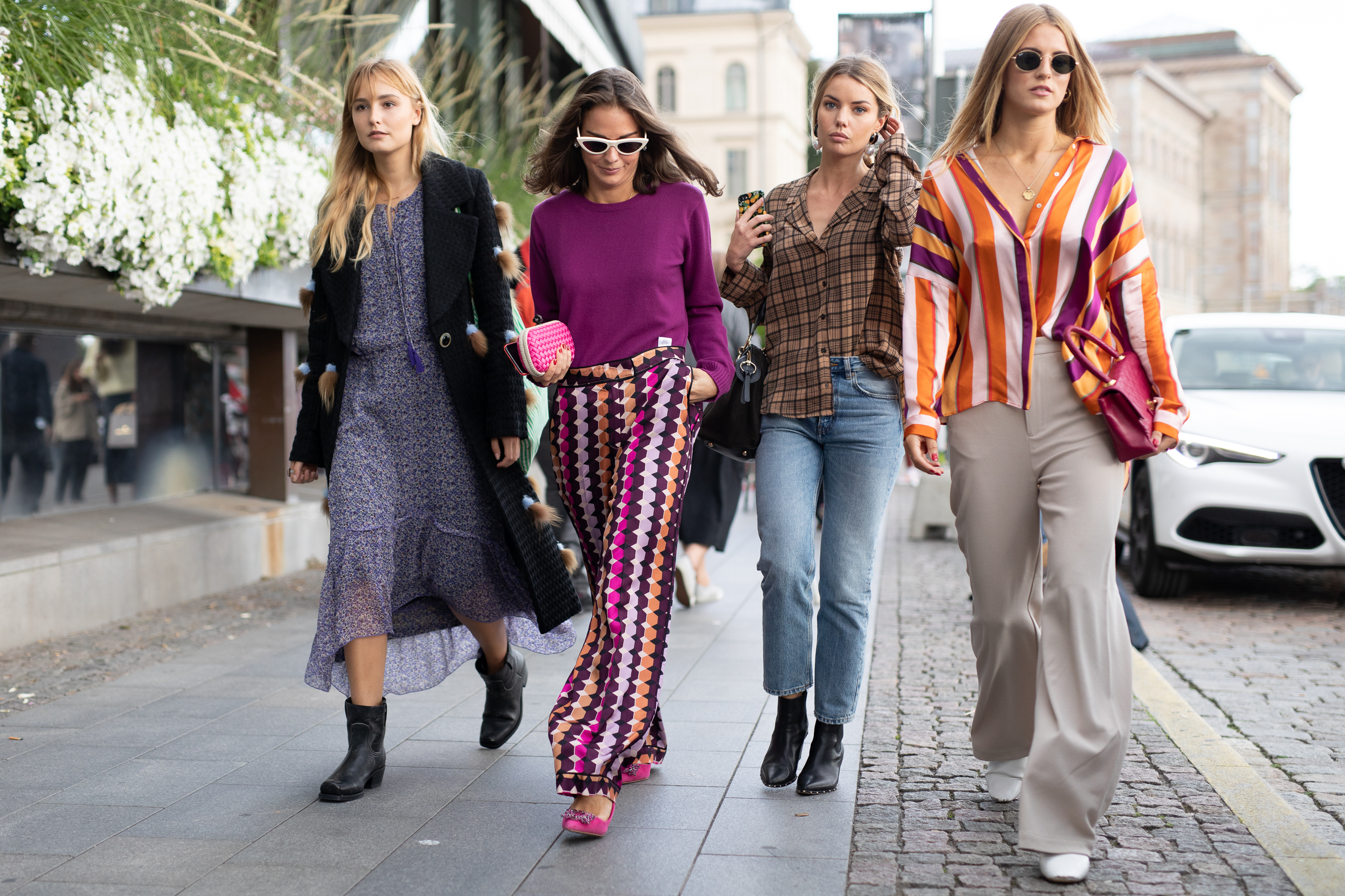 Experts Agree Were In The Midst Of A Paradigm Shift In Womens Trousers