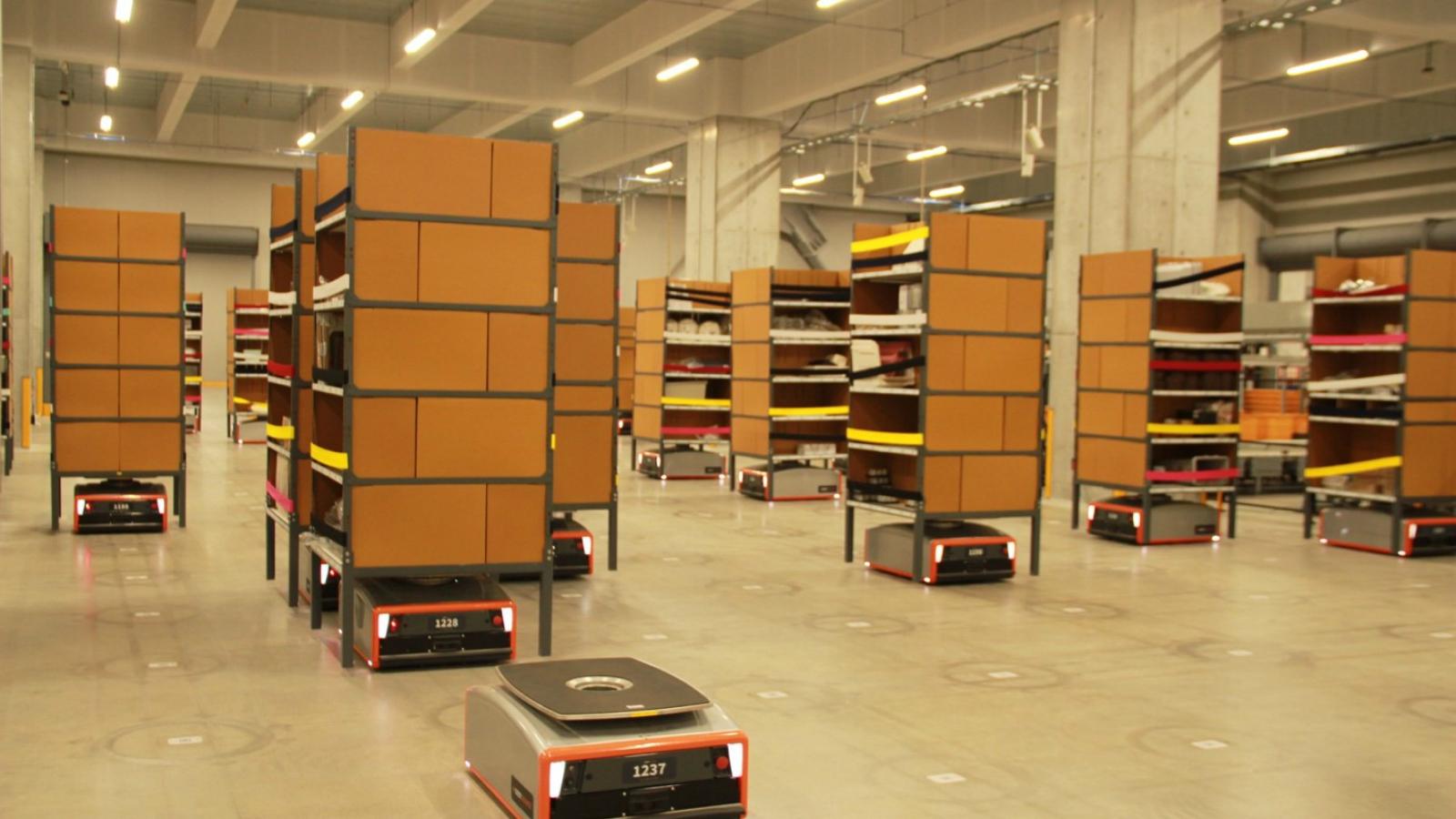 Robotics startup GreyOrange launches in US to battle Amazon