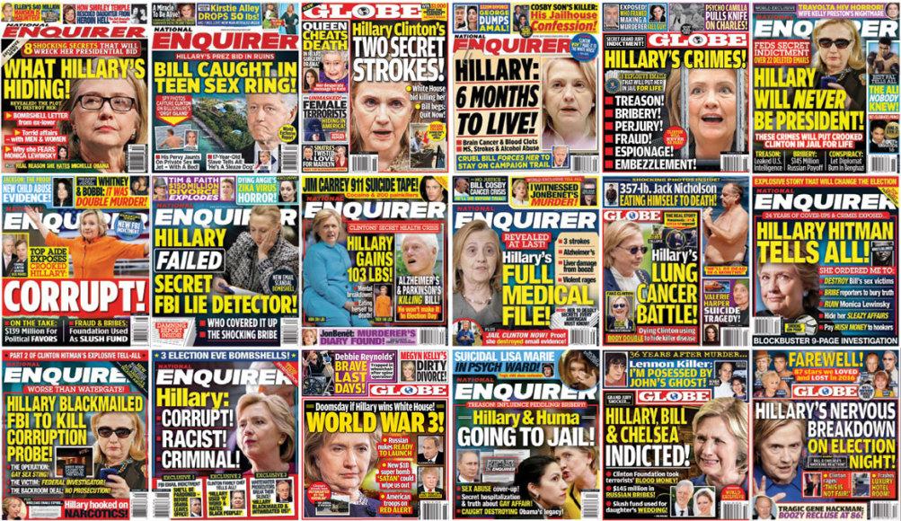 National enquirer obama sex tapes