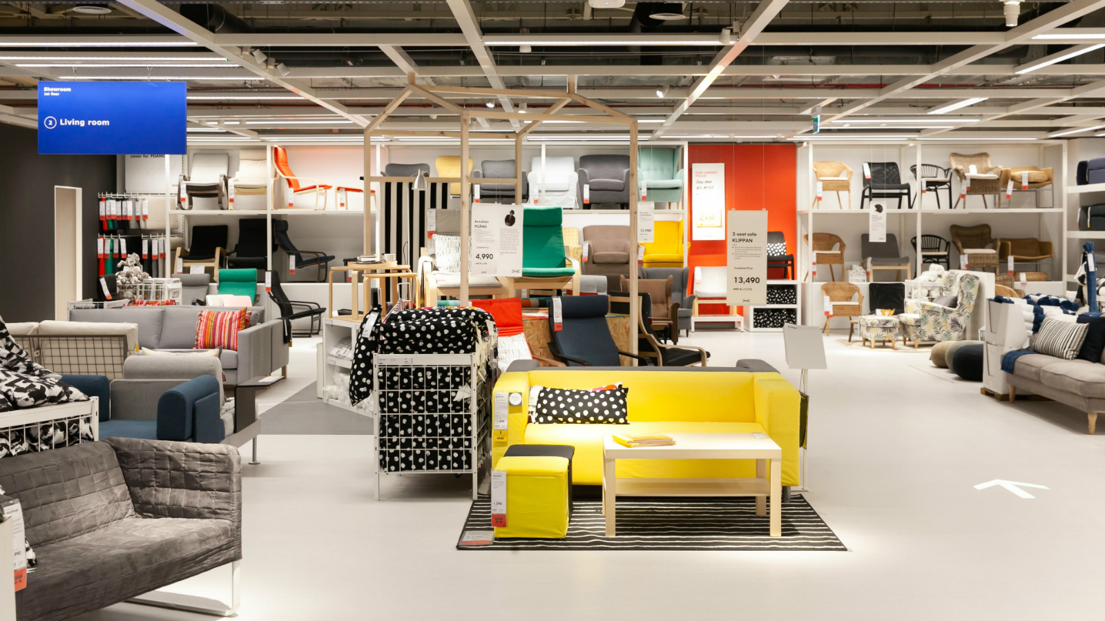 A guide to shopping at ikea 39 s first store in india for Architectural services near me